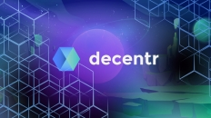 Decentr cryptocurrency